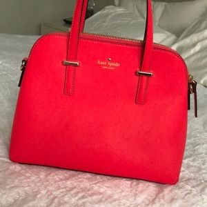 Kate spade pink purse brand new condition